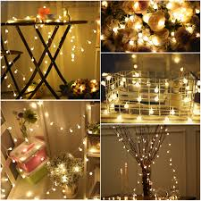 aliexpress com buy 5m 50 led globe long string lights usb