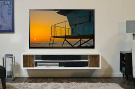tv awesome modern wooden wall tv stand contemporary design tv