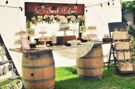 table picture display ideas karas party ideas sweet table display from a rustic chi on on sale