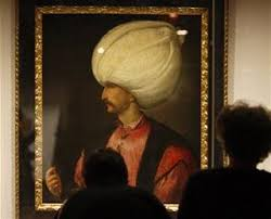 Ottoman Ruler Historian Of Fabled Ottoman Ruler Suleiman The Magnificent Found