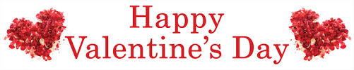 happy valentines day banner seasonal store banner 4 x 20 happy s day