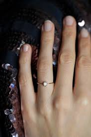 delicate engagement rings best 25 delicate engagement ring ideas on small