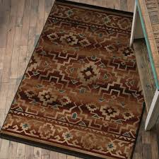southwest rugs rustic home rug collection lone star western decor