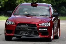mitsubishi japan mitsubishi lancer evolution x wrc rally version