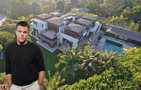 Matt Damon S House Boston | confirmed matt damon buys best house in pacific palisades curbed