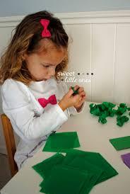 sweet little ones advent wreath craft