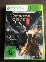 dungeon siege 3 xbox 360 dungeon siege 3 xbox 360 ecaytrade
