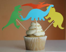 dinosaur decorations etsy