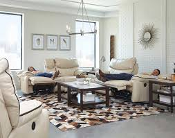Power Reclining Sofa And Loveseat Sets Catnapper Larkin Power Reclining Sofa Set Buff Cn 61391 Sofa Set
