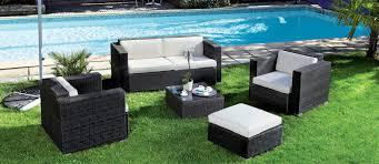 canapé de jardin castorama castorama salon jardin resine nanterre maison design trivid us