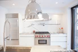 takeaway kitchen design white and bright