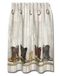 western style shower curtains curtains wall decor