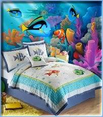 Under The Sea Decoration Ideas Underwater Theme Bedrooms Ocean Sea Life Theme Bedrooms