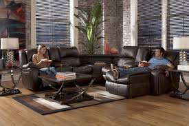 Sectional Sofa With Recliner by Walls Interiors Part 50