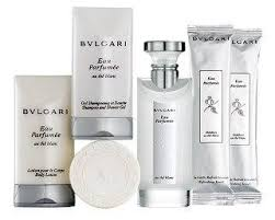 bvlgari eau parfumee au the blanc gift set by bvlgari perfume for