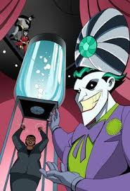 batman u0026 robin adventures the joker u0027s magic mayhem luciano
