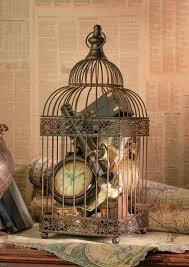 bird cage decoration my favorite using bird cages for decor 46 beautiful ideas
