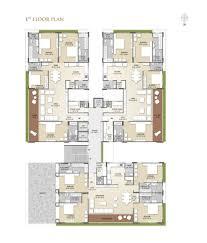 hindva palazzo residential apartment by hindva builders at pal