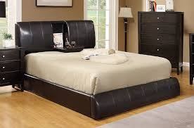 dark upholstered king platform bed differences in california