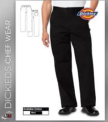 dickies chef uniforms