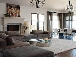 Modern Rugs San Francisco Beautiful Modern Sleeper Sectional With Dark Gray Wood Floor Nubby