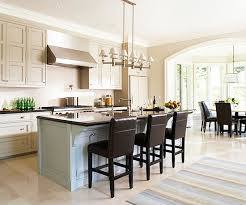 open kitchen islands kitchen layouts
