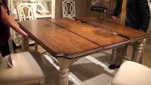 provenance counter height dining table by a r t furniture home