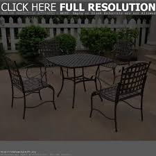 Wrought Iron Patio Dining Set - chair wrought iron dining tables table and chairs i wrought iron