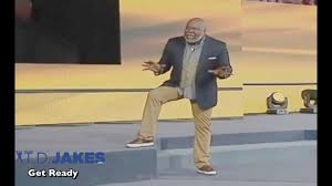 td jakes come into his presence with thanksgiving in your