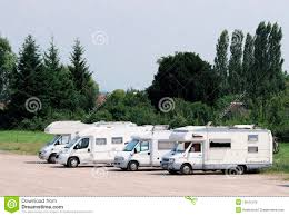 trailer houses royalty free stock images image 15041579