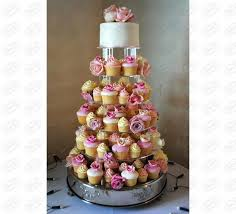 chandelier cupcake stand stunning cupcake displays for wedding gallery styles ideas