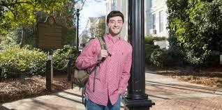 parker evans amazing students university of georgia