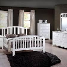 emporium bamboo white bedroom set mattress u0026 bed outlet