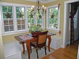 dining awesome space saving kitchen nook ideas with window seat