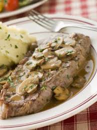 cuisiner escalope de veau escalopes de veau à la crème recettes de cuisine italienne