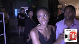 west hollywood halloween party tracy ifeachor talks about favorite halloween candy outside ep