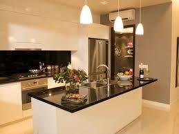 photo cuisine avec ilot central modele de cuisine ouverte plaisant cuisine americaine avec ilot