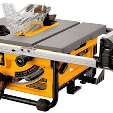 dewalt table saw review best table saws 2018 dewalt bosch sawstop more