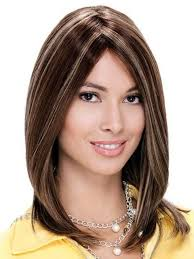 shoulder length hairstyke oval face medium length hairstyles with pictures and tips on how to style