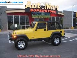 2006 jeep wrangler rubicon unlimited for sale for sale 2006 passenger car jeep wrangler unlimited rubicon lwb