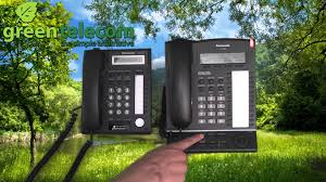 clearing message light on panasonic business handsets youtube