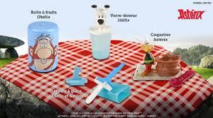 cuisine mcdonald jouet mcdo astérix accessoires de cuisine offerts