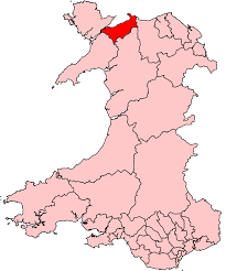 conwy uk parliament constituency wikipedia