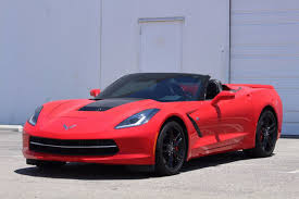 2014 corvette stingray convertible 2014 used chevrolet corvette stingray z51 convertible at cnc