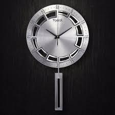 modern metal wall clock promotion shop for promotional modern