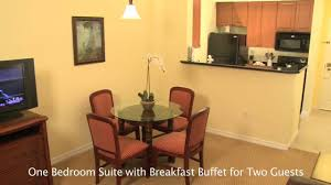 the point universal orlando one bedroom suite with breakfast