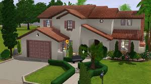 mod the sims spanish suburban