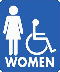 Signage For Comfort Rooms Printable Restroom Signs Group 68