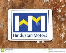 hino logo hindustan motors logo editorial stock image image of hindustan
