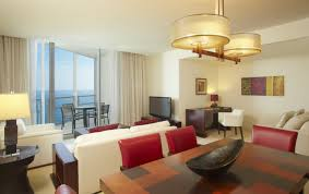 hawaii luxury hotels trump hotel waikiki one bedroom plus den